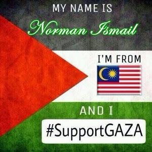 I support Gaza